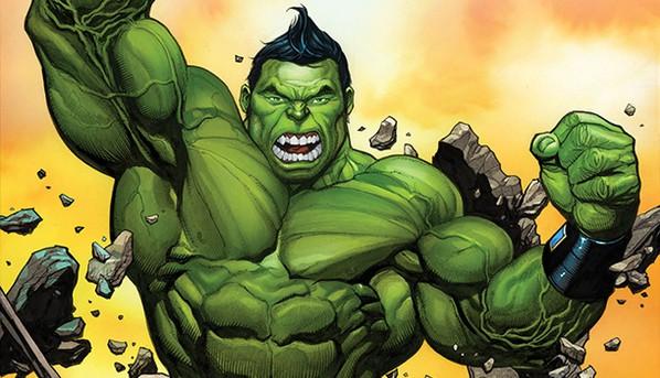 Marvel Hulk comics Cho1