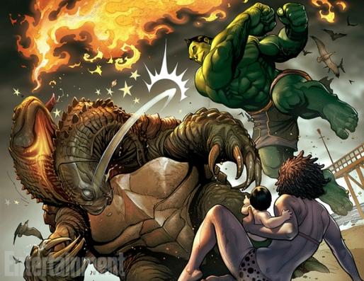 Marvel Hulk comics Cho2