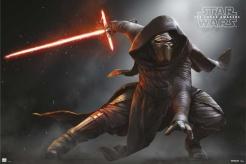 Star Wars 7 poster Ren