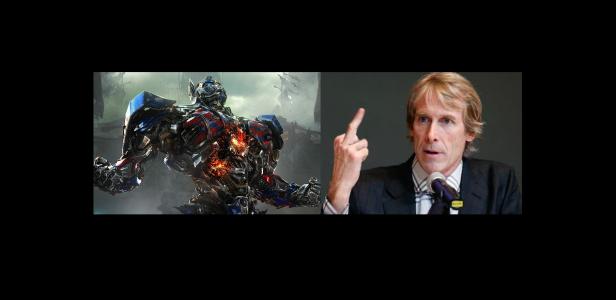 Transformers Optimus Bay