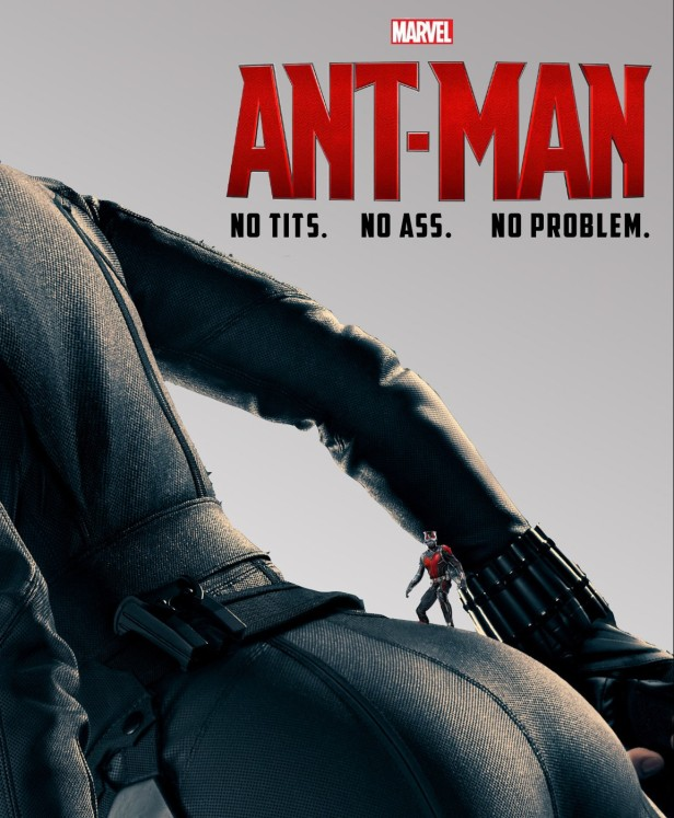Ant-Man Aff Black Widow