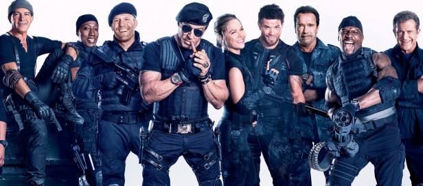 Expendables 3 ban