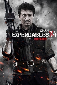 Expendables 3x4 Jackie Chan fan-made