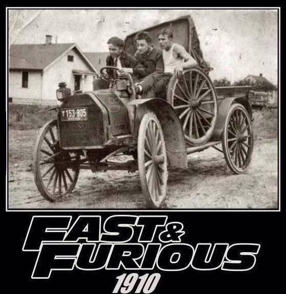 Fast and furious 1910