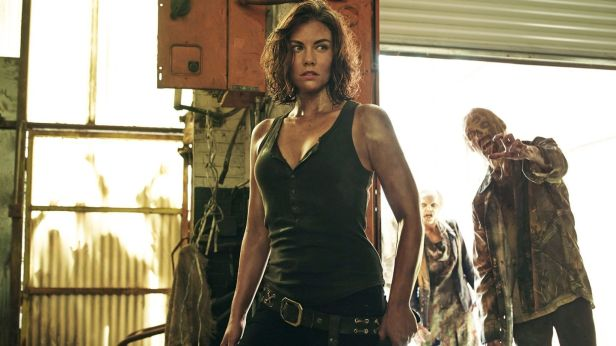 Lauren Cohan Walking dead