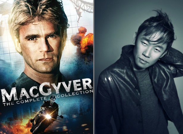 MacGyver by James Wan