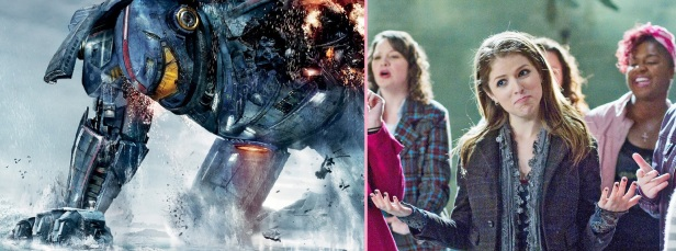 Pacific Rim Pitch perfect