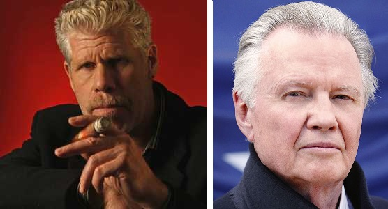 Ron Perlman Jon Voight