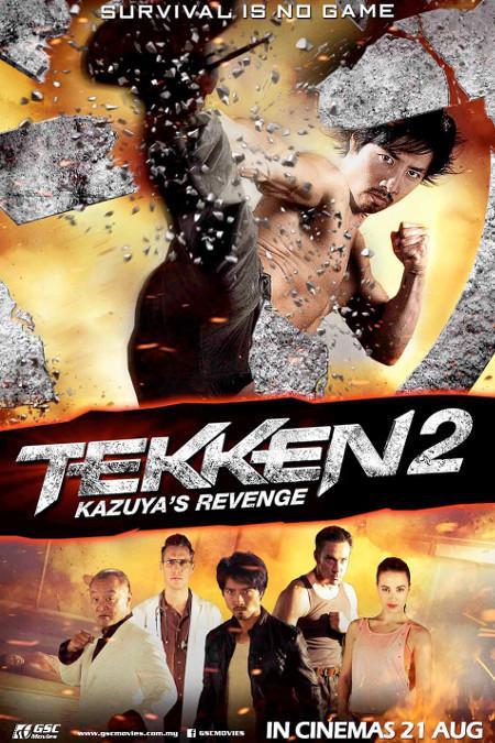 Tekken 2 Aff film