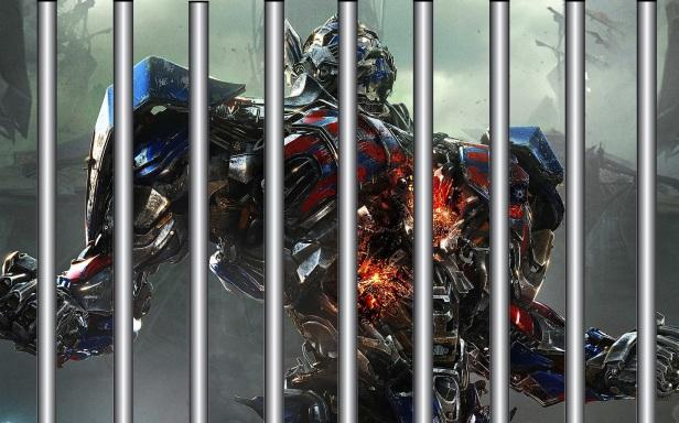 Transformers prison
