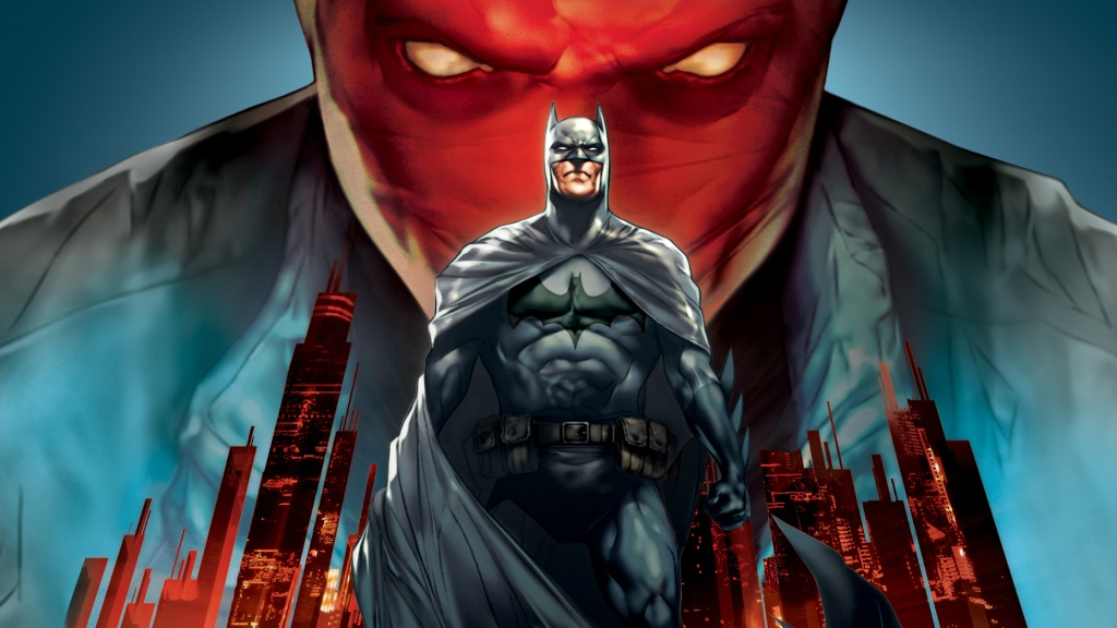 Batman Red Hood Aff
