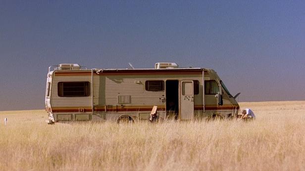 Breaking Bad Caravane