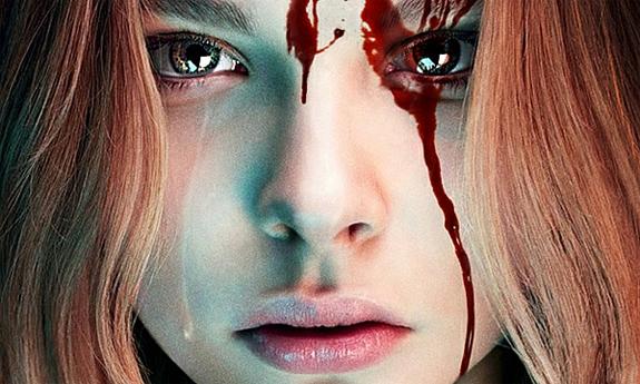 Chloe Moretz blood