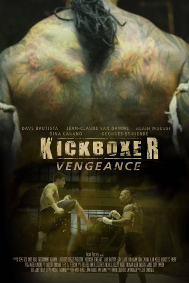 Kickboxer vengeance Aff