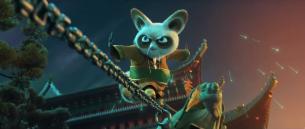Kung Fu Panda 3 Shifu trailer