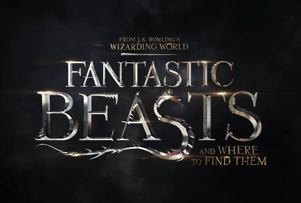 Les Animaux fantastiques logo