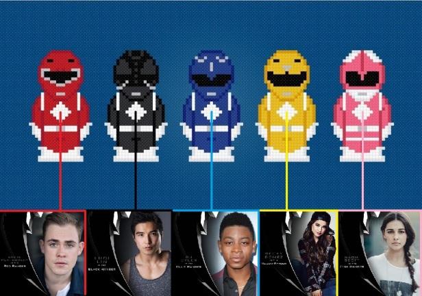 Power Ranger band