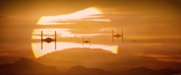Star Wars 7 Bay
