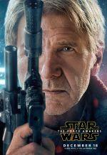 Star Wars 7 poster perso Han