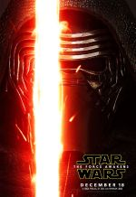 Star Wars 7 poster perso Kylo