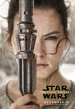 Star Wars 7 poster perso Rey