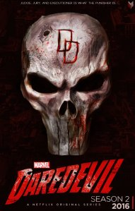 Daredevil Aff Punisher