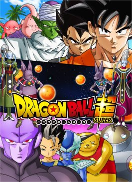 Dragon Ball Super Affiche Tournoi
