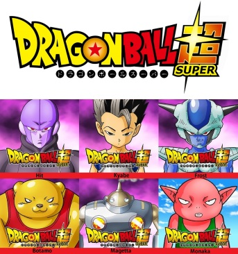 Dragon Ball Super Combattants Tournoi