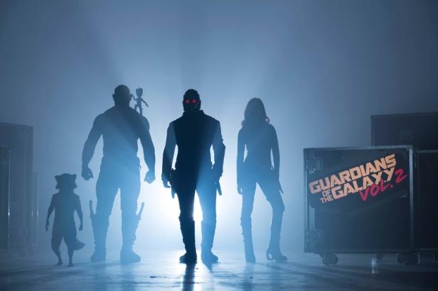 Gardiens de la galaxie 2 pic1