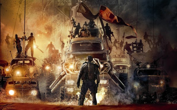 Mad Max fan Post apocalypse