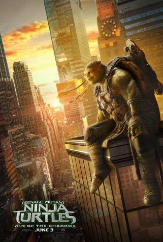 Ninja Turtles 2 Mike