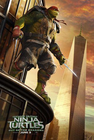 Ninja Turtles 2 Raph
