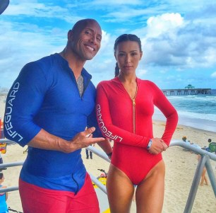 The Rock et Ilfenesh Hadera