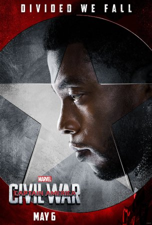 Captain 3 Aff Black Panther