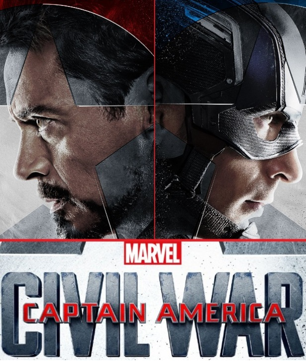 Captain 3 Aff Iron Man vs Cap