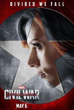 Captain 3 Aff Widow