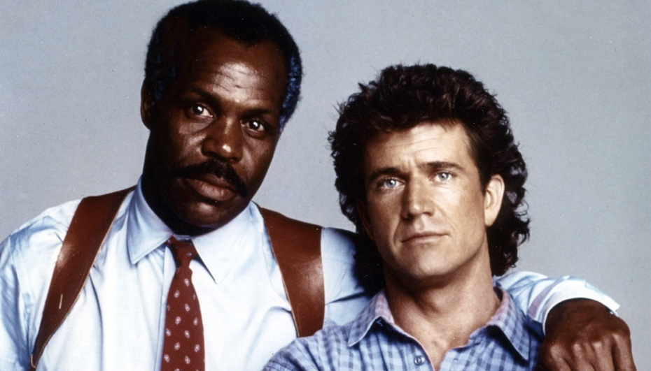 Lethal Weapon Year 1987 Director Richard Donner Mel Gibson Danny Glover