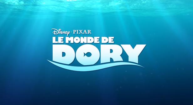 Le monde Dory logo