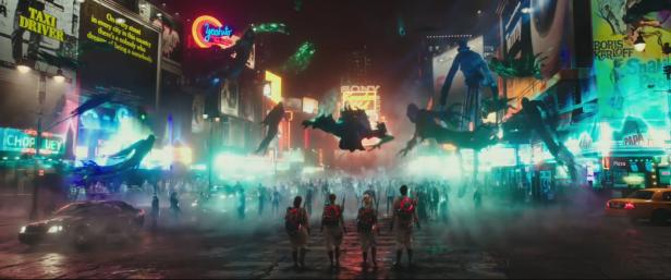 SOS Fantomes trailer