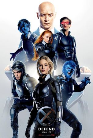 X-Men Apocalypse Aff Good