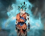 Dragon Ball Super Goku Blue 2