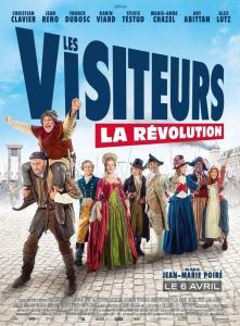 Les Visiteurs 3 Aff