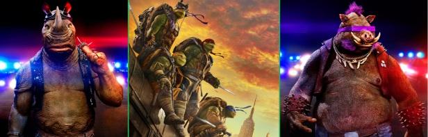 Ninja Turtles 2 Ban