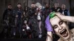 Suicide squad groupe et Joker