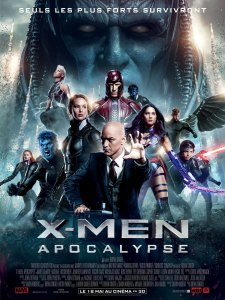 X-men AFF FR