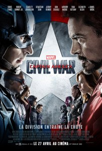 Captain America Civil War Aff FR