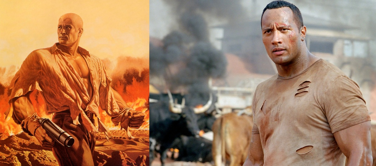 [NEWS CINÉ] OFFICIEL : DWAYNE JOHNSON ET SHANE BLACK RESSUSCITENT DOC SAVAGE !