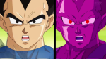 Vegeta et Copy-Vegeta dans Dragon Ball Super #45