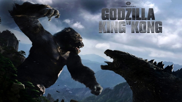 godzilla vs king kong fan