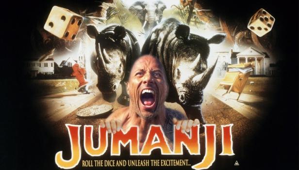 Jumanji The Rock